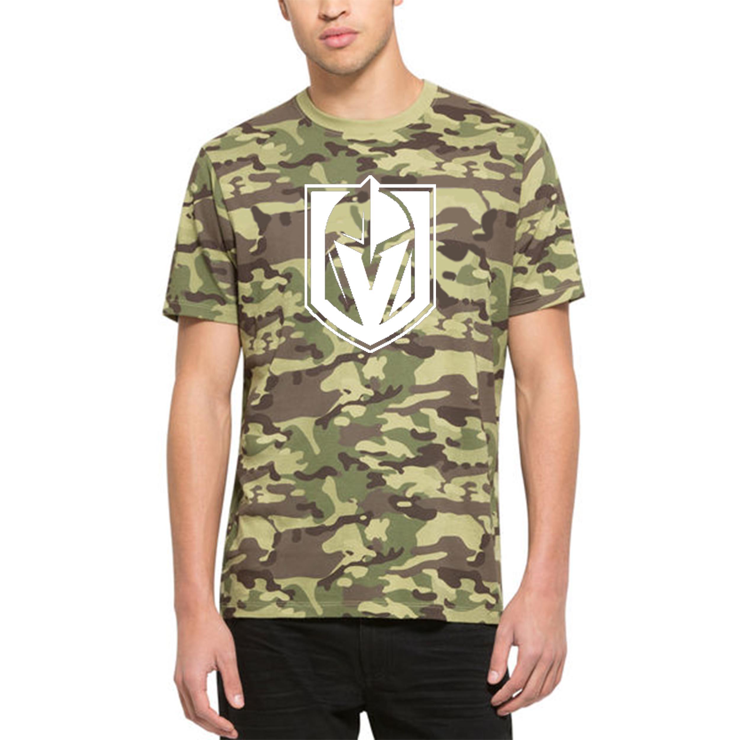 Vegas Golden Knights '47 Alpha T-Shirt Camo