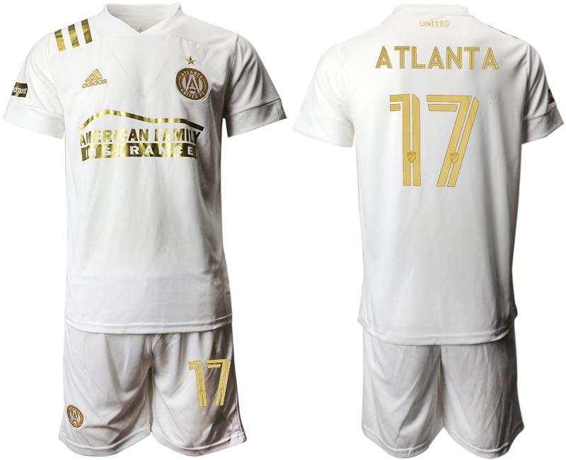 2020-21 Atlanta United FC 17 ATLANTA Away Soccer Jersey