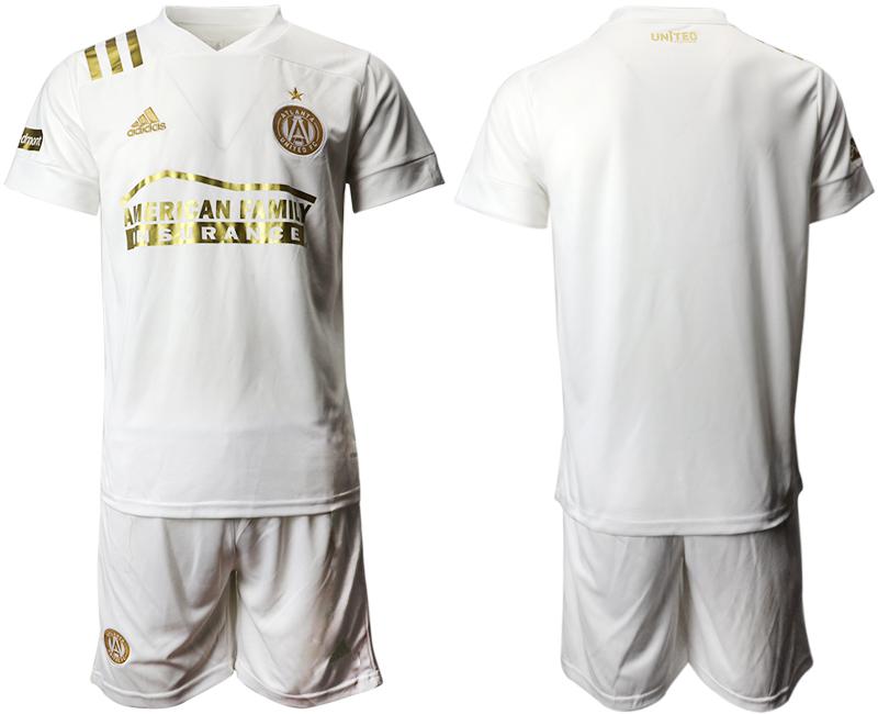 2020-21 Atlanta United FC Away Soccer Jersey