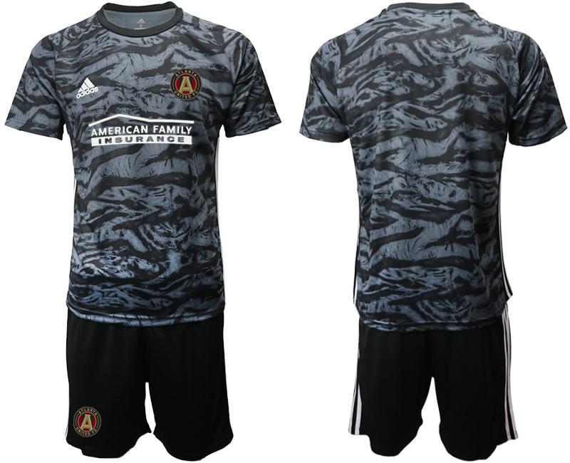 2020-21 Atlanta United FC Black Goalkeeper Soccer Jersey