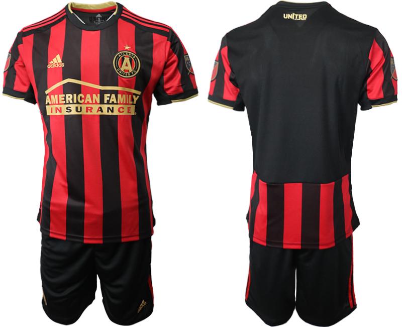 2020-21 Atlanta United FC Home Soccer Jersey