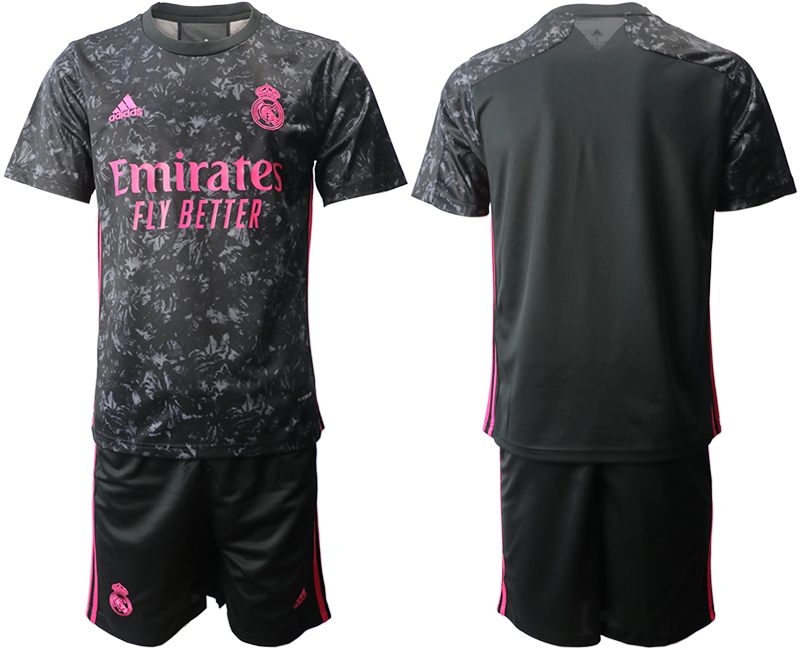 2020-21 Real Madrid Third Away Soccer Jersey