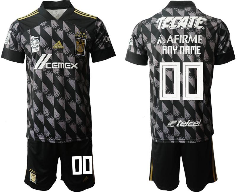 2020-21 Tigres UANL Customized Third Soccer Jersey