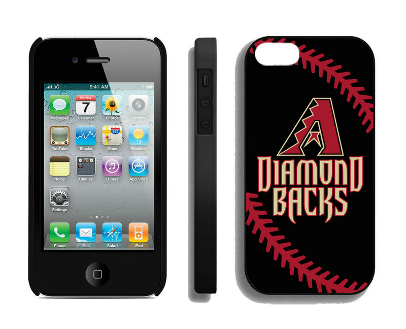 Arizona Diamon dbacks-iPhone-4-4S-Case