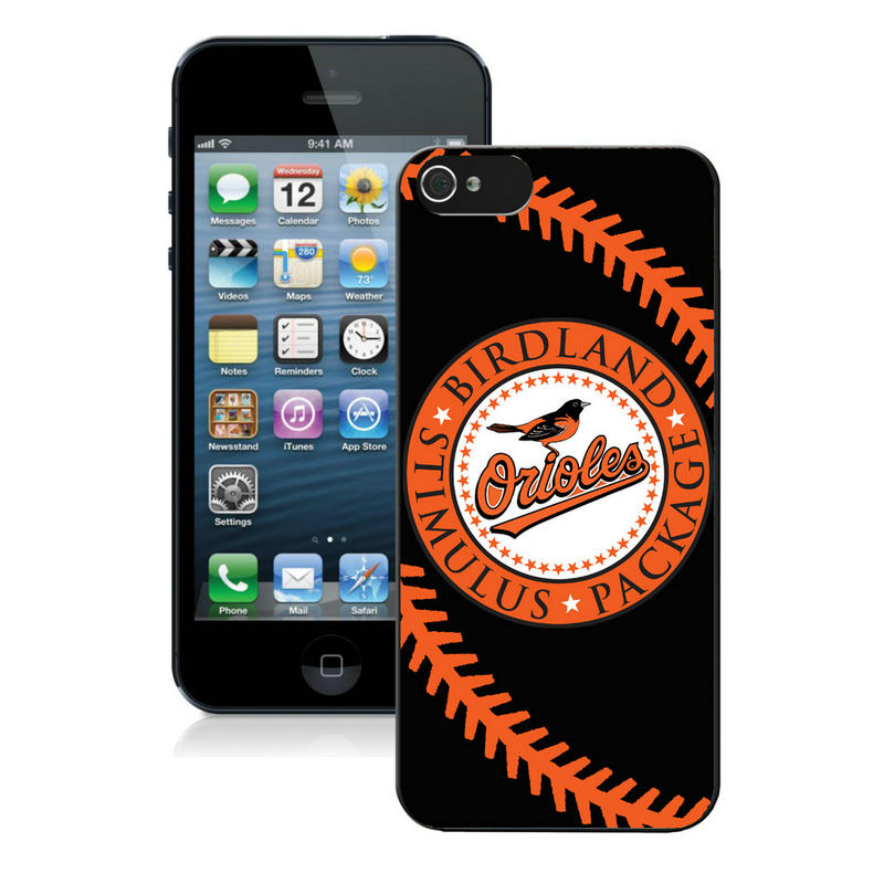 Baltimore Orioles-iPhone-5-Case