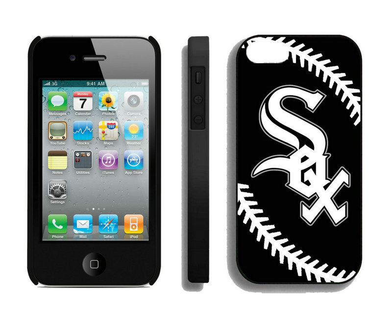 Chicago White Sox-iPhone-4-4S-Case