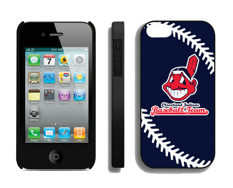 Cleveland Indians-iPhone-4-4S-Case