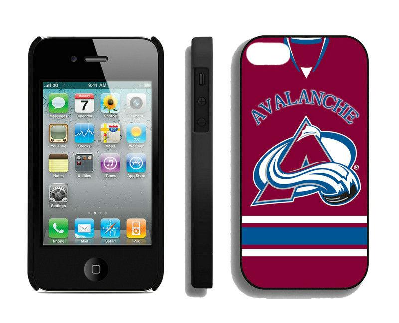Colorado Avalanche-iphone-4-4s-case