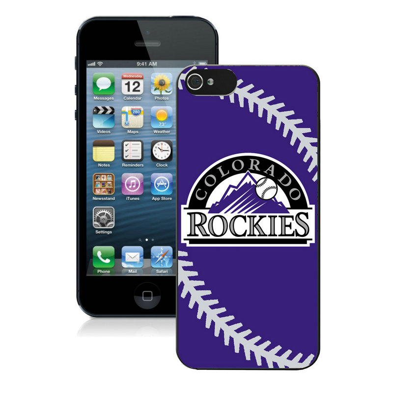 Colorado Rockies-iPhone-5-Case