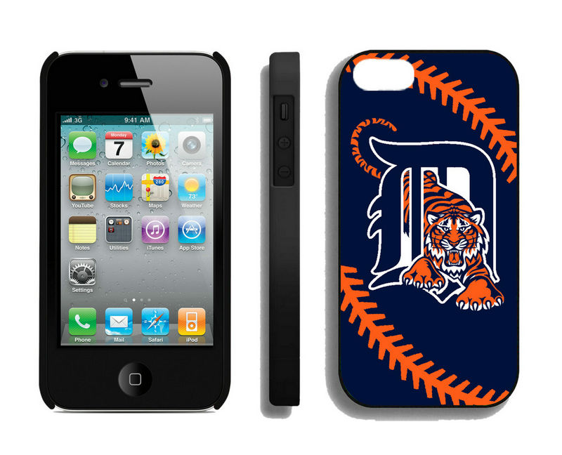 Detroit Tigers-iPhone-4-4S-Case