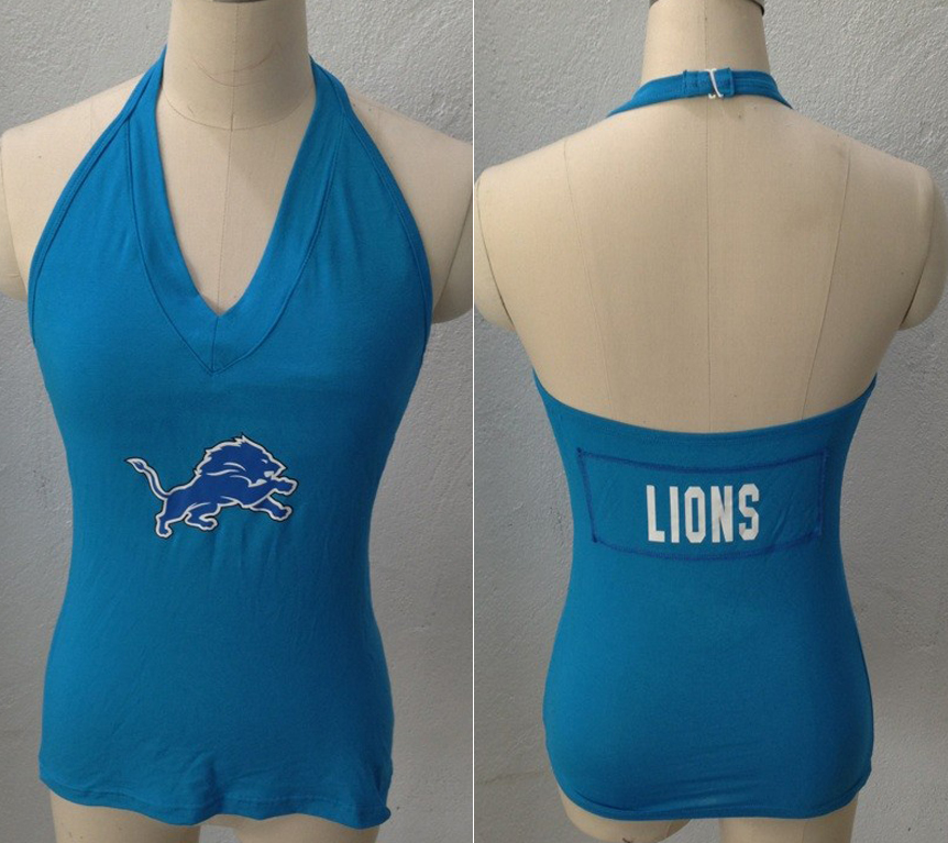 Detroits Lions--light blue