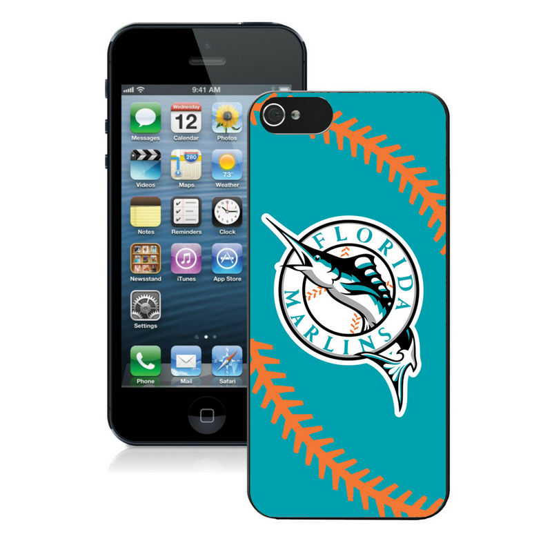 Florida Marlins-iPhone-5-Case