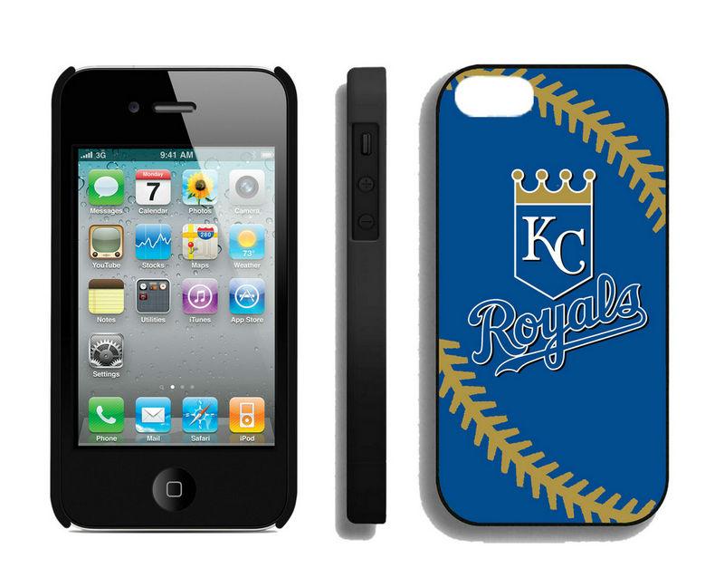 Kansas Royals-iPhone-4-4S-Case