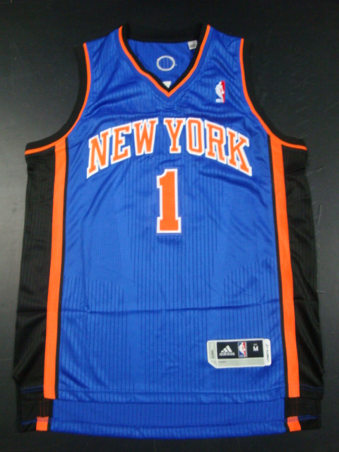 Knicks 1 Stoudemire Blue AAA Jerseys