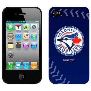 MLB Toronto Blue Jays Blue Colors Iphone 4-4s Case