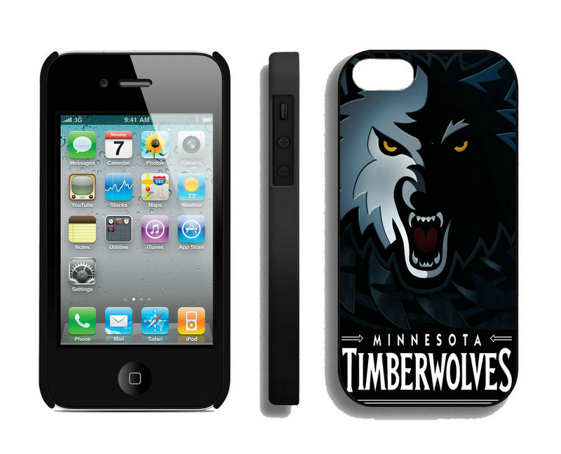 Minnesota Timberwolves-iPhone-4-4S-Case-01