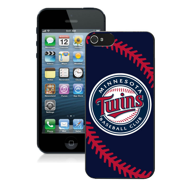 Minnesota Twins-iPhone-5-Case