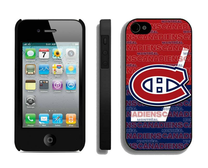 Montr¨¦al Canadiens-iphone-4-4s-case-01