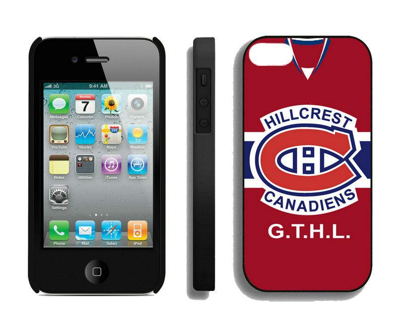 Montr¨¦al Canadiens-iphone-4-4s-case
