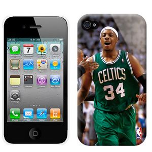 NBA Boston Celtics 34 Pierce Iphone 4-4s Case