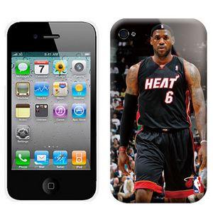 NBA Miami Heat 6 James Iphone 4-4s Case