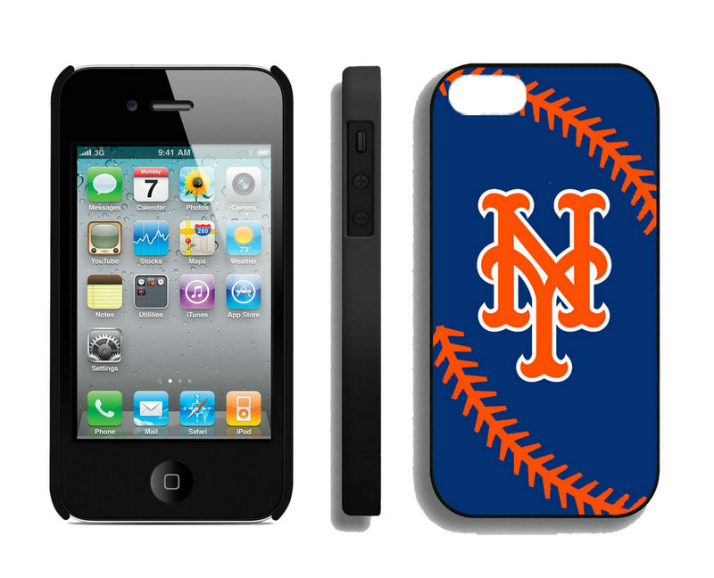 New York Mets-iPhone-4-4S-Case