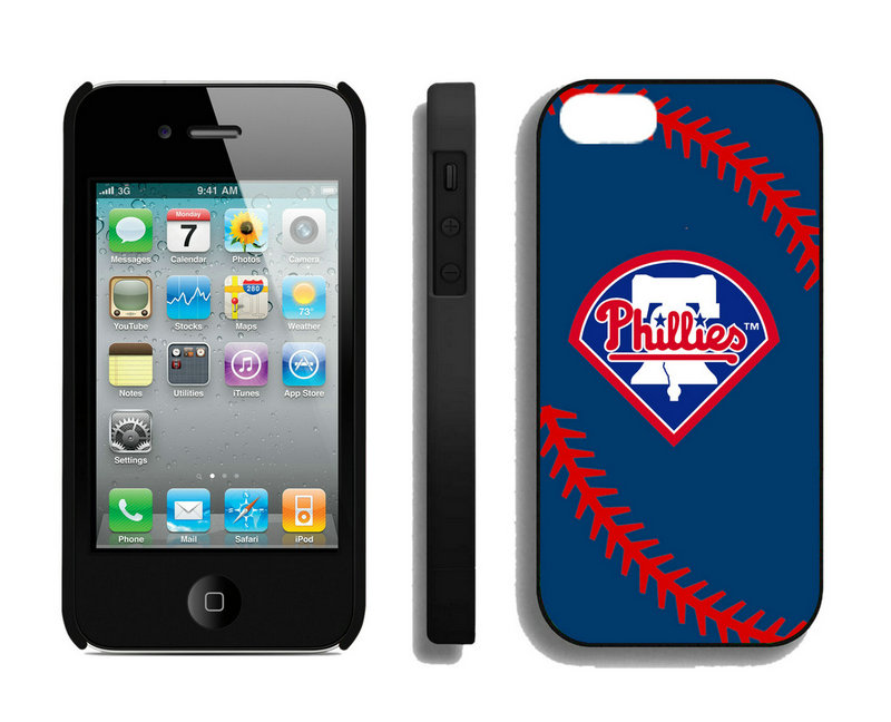 Philadelphia Phillies-iPhone-4-4S-Case