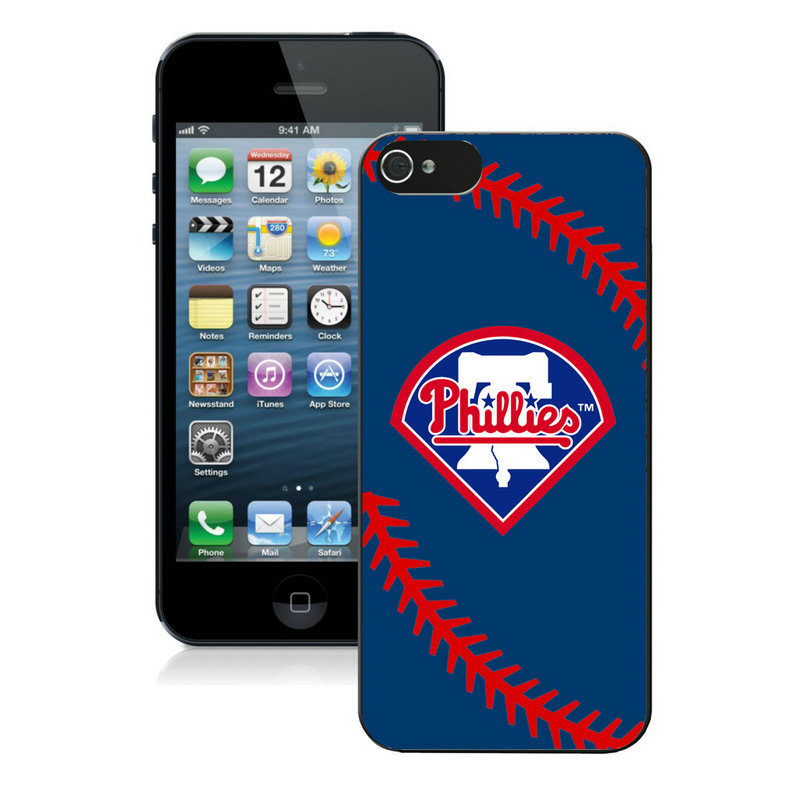 Philadelphia Phillies-iPhone-5-Case