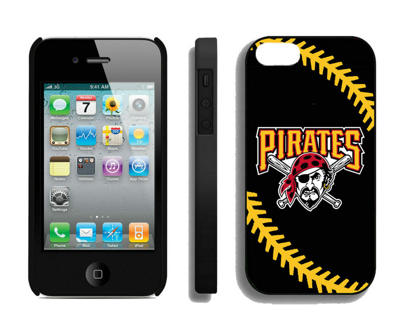 Pittsburgh Pirates-iPhone-4-4S-Case