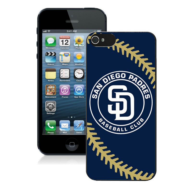 San Diego Padres-iPhone-5-Case