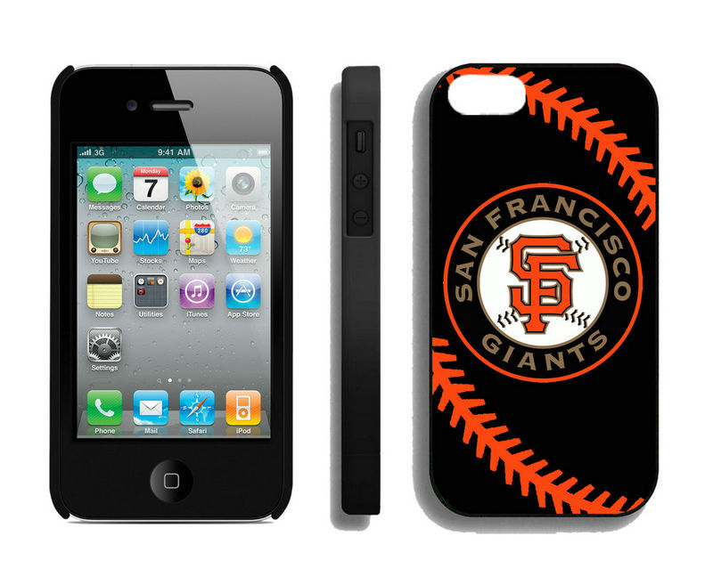 San Francisco Giants-iPhone-4-4S-Case