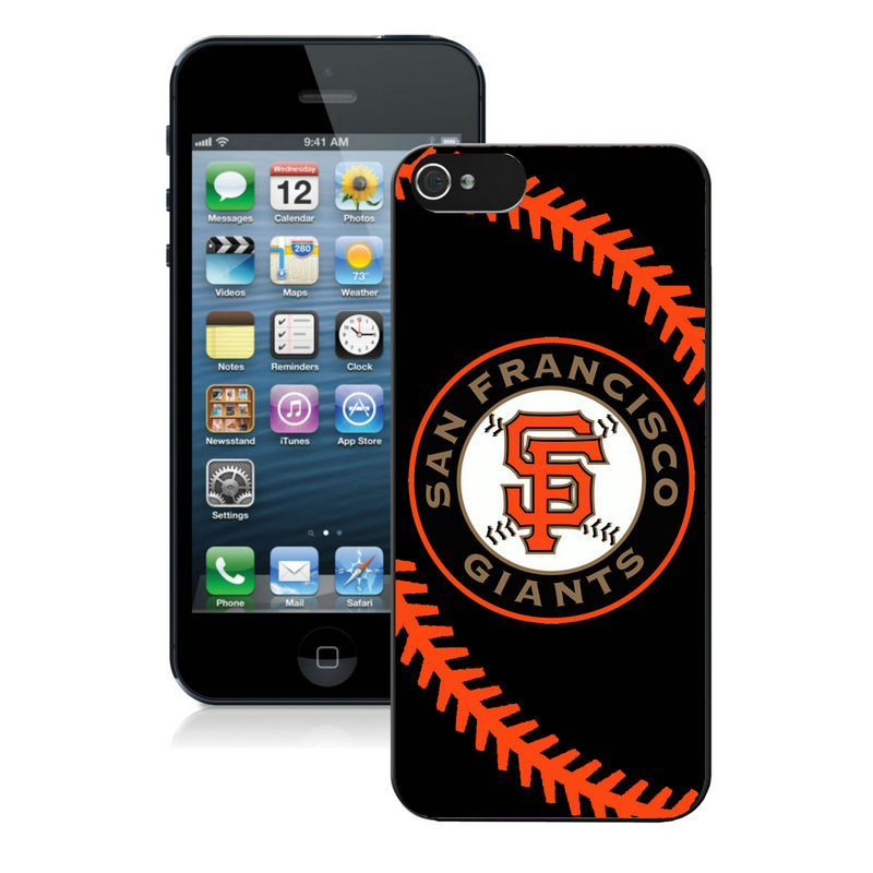 San Francisco Giants-iPhone-5-Case