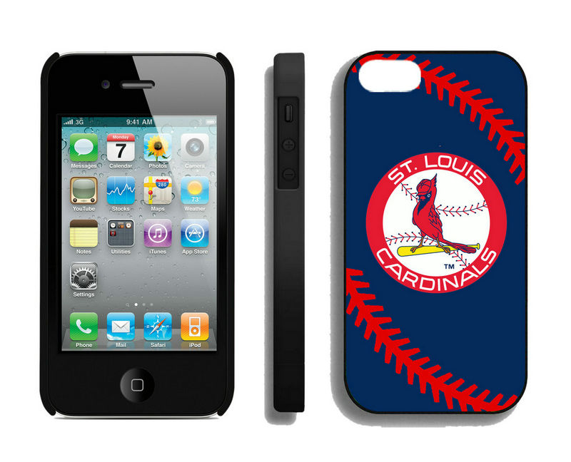 St-Louis Cardinals-iPhone-4-4S-Case