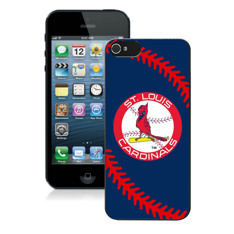 St-Louis Cardinals-iPhone-5-Case