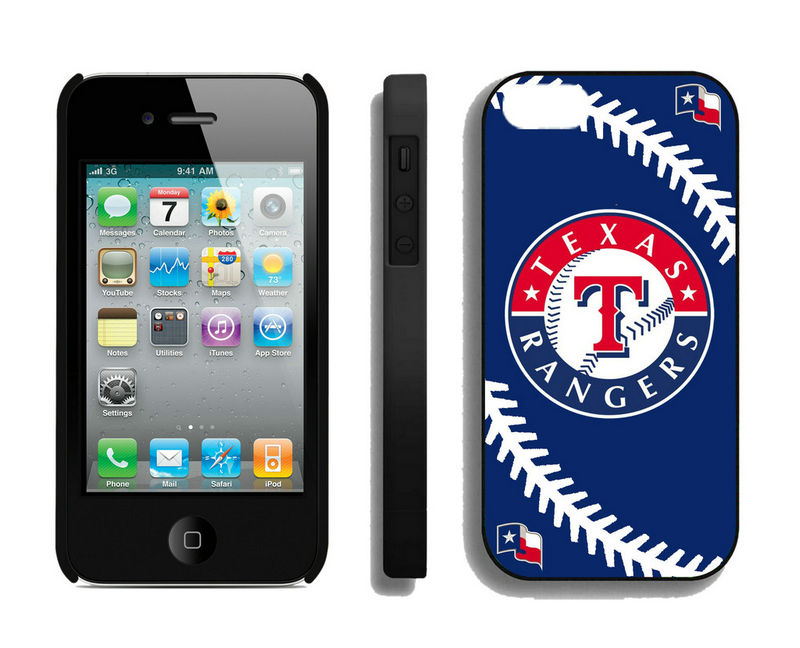 Texas Rangers-iPhone-4-4S-Case