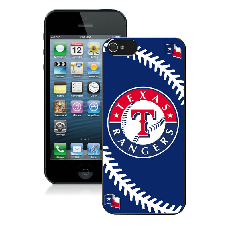 Texas Rangers-iPhone-5-Case