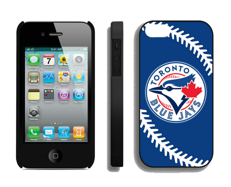 Toronto BlueJays-iPhone-4-4S-Case