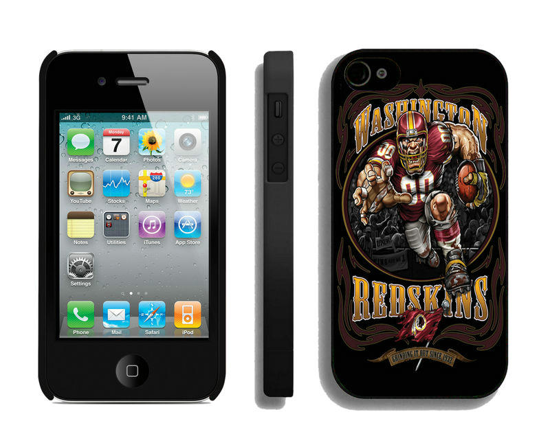 Washington Redskins-iPhone-4-4S-Case-03