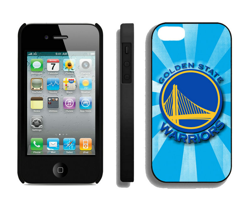 golden state warriors-iPhone-4-4S-Case-01