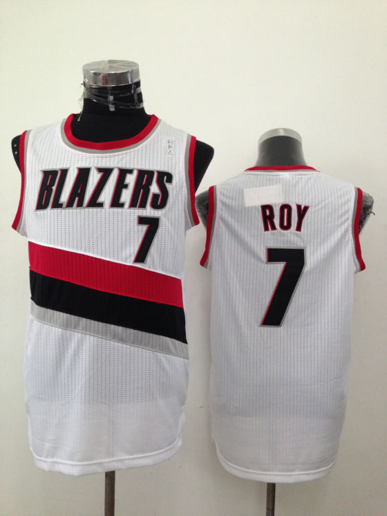 Blazers 7 Roy White New Revolution 30 Jerseys