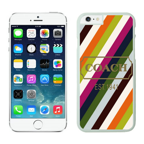 Coach iPhone 6 Cases White22