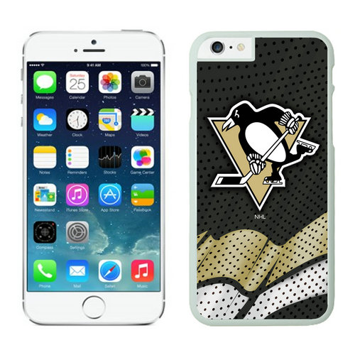 Pittsburgh Penguins iPhone 6 Cases White05