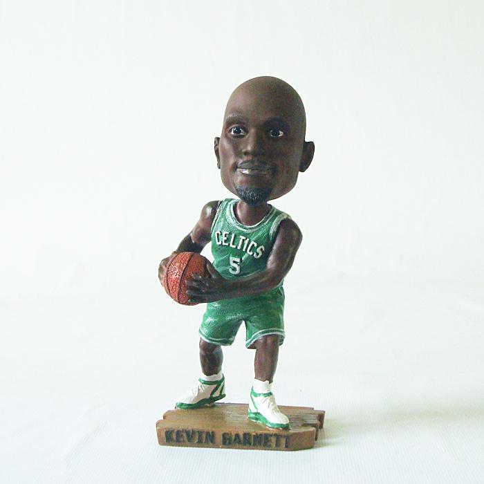 Celtics 5 Kevin Garnett Action Figure