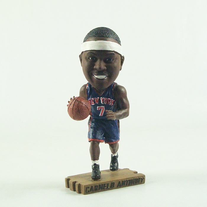 Knicks 7 Carmelo Anthony Action Figure