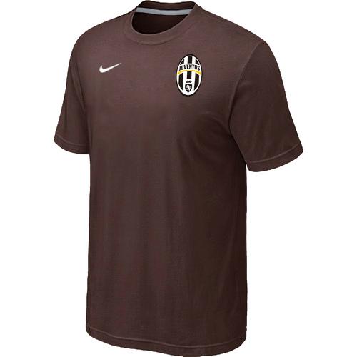 Nike Club Team Juventus Men T-Shirt Brown