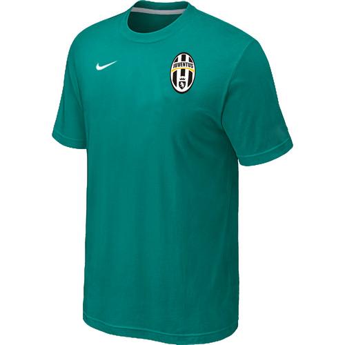 Nike Club Team Juventus Men T-Shirt Green