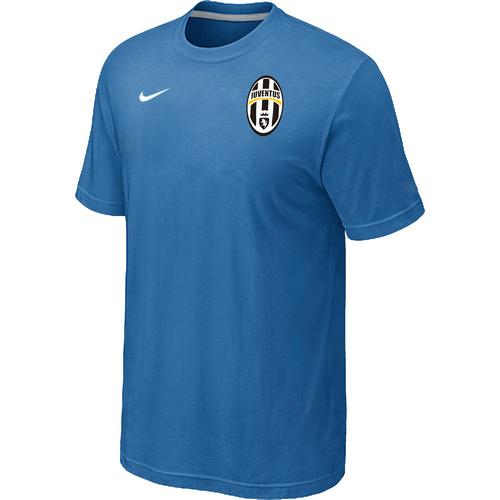 Nike Club Team Juventus Men T-Shirt L.Blue