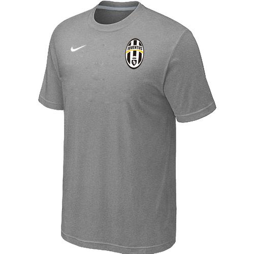 Nike Club Team Juventus Men T-Shirt L.Grey