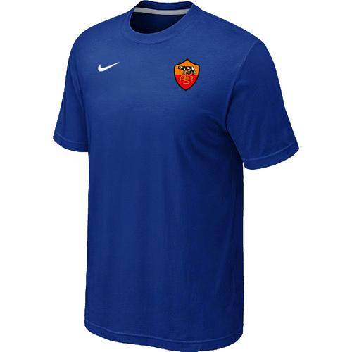 Nike Club Team Roma Men T-Shirt Blue