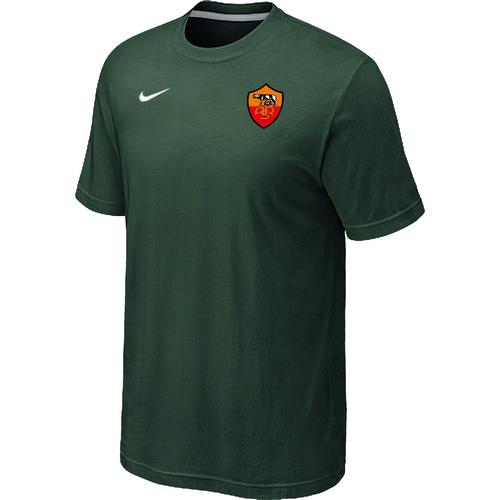 Nike Club Team Roma Men T-Shirt D.Green